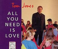 Cover Tom Jones - All You Need Is Love