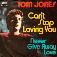 Cover Tom Jones - Can't Stop Loving You