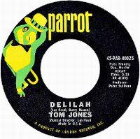 Cover Tom Jones - Delilah
