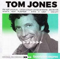 Cover Tom Jones - Favorieten Expres