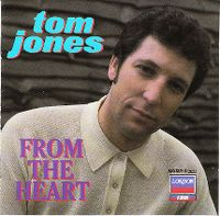Cover Tom Jones - From The Heart