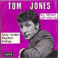 Cover Tom Jones - Funny Familiar Forgotten Feelings