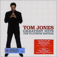 Cover Tom Jones - Greatest Hits