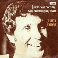 Cover Tom Jones - I (Who Have Nothing)