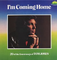 Cover Tom Jones - I'm Coming Home