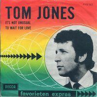 Cover Tom Jones - It's Not Unusual