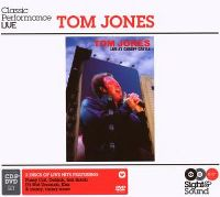 Cover Tom Jones - Live At Cardiff Castle