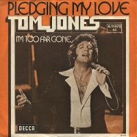 Cover Tom Jones - Pledging My Love