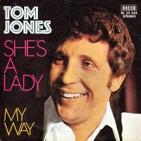 Cover Tom Jones - She's A Lady