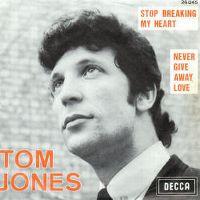 Cover Tom Jones - Stop Breaking My Heart