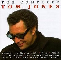 Cover Tom Jones - The Complete Tom Jones