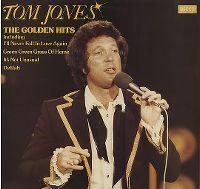 Cover Tom Jones - The Golden Hits