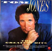 Cover Tom Jones - The Greatest Hits