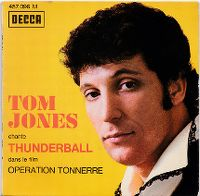 Cover Tom Jones - Thunderball