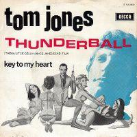 Cover Tom Jones - Thunderball