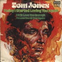 Cover Tom Jones - Today I Started Loving You Again