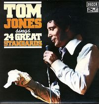 Cover Tom Jones - Tom Jones Sings 24 Great Standards