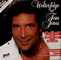 Cover Tom Jones - Welterfolge mit Tom Jones