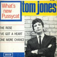 Cover Tom Jones - What's New Pussycat?