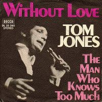 Cover Tom Jones - Without Love