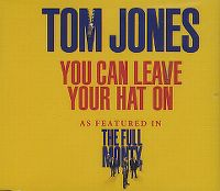 Cover Tom Jones - You Can Leave Your Hat On