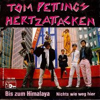 Cover Tom Pettings Hertzattacken - Bis zum Himalaya