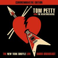 Cover Tom Petty And The Heartbreakers - The New York Shuffle Live - Radio Broadcast