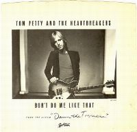 Cover Tom Petty & The Heartbreakers - Don't Do Me Like That