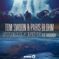 Cover Tom Swoon & Paris Blohm feat. Hadouken! - Synchronize