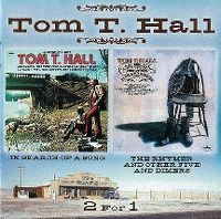 Cover Tom T. Hall - In Search Of A Song / The Rhymer And Other Five And Dimers