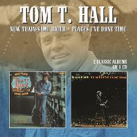 Cover Tom T. Hall - New Train - Same Rider / Places I've Done Time