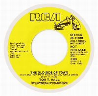 Cover Tom T. Hall - The Old Side Of Town