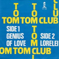 Cover Tom Tom Club - Genius Of Love