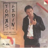 Cover Tomas Ledin - What Are You Doing Tonight?