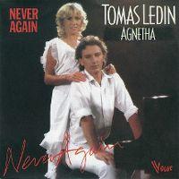 Cover Tomas Ledin & Agnetha Fältskog - Never Again