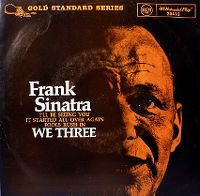 Cover Tommy Dorsey & His Orchestra with Frank Sinatra - We Three (My Echo, My Shadow And Me)