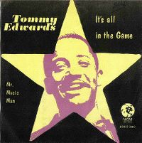 Cover Tommy Edwards - It's All In The Game