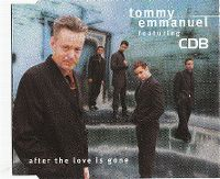 Cover Tommy Emmanuel feat. CDB - After The Love Is Gone