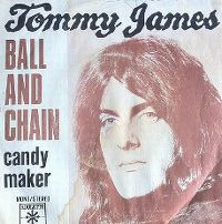 Cover Tommy James - Ball And Chain