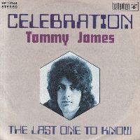 Cover Tommy James - Celebration