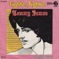 Cover Tommy James - Tighter, Tighter