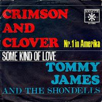 Cover Tommy James And The Shondells - Crimson And Clover