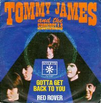 Cover Tommy James And The Shondells - Gotta Get Back To You