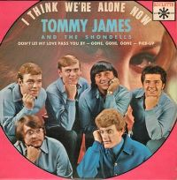 Cover Tommy James And The Shondells - I Think We're Alone Now