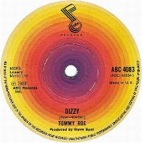 Cover Tommy Roe - Dizzy