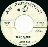 Cover Tommy Roe - Susie Darlin'