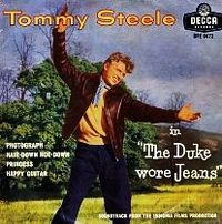 Cover Tommy Steele - Photograph