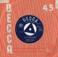 Cover Tommy Steele - Tallahassee Lassie