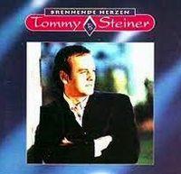 Cover Tommy Steiner - Brennende Herzen