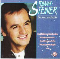 Cover Tommy Steiner - Der Stern von Korsika
